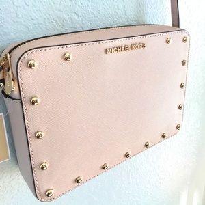 Michael Kors sandrine stud purse